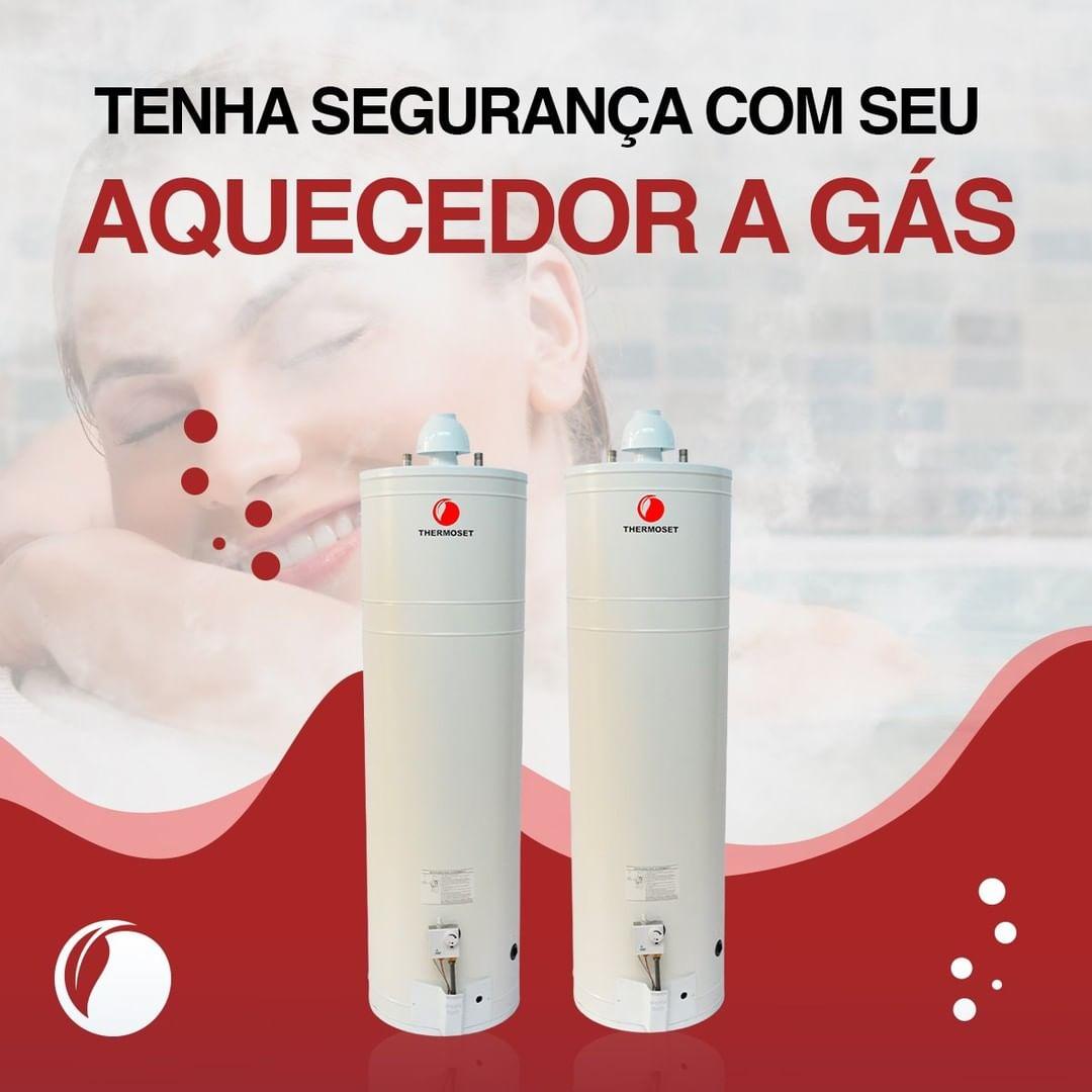Tenha mais eficiência e conforto com um aquecedor a gás